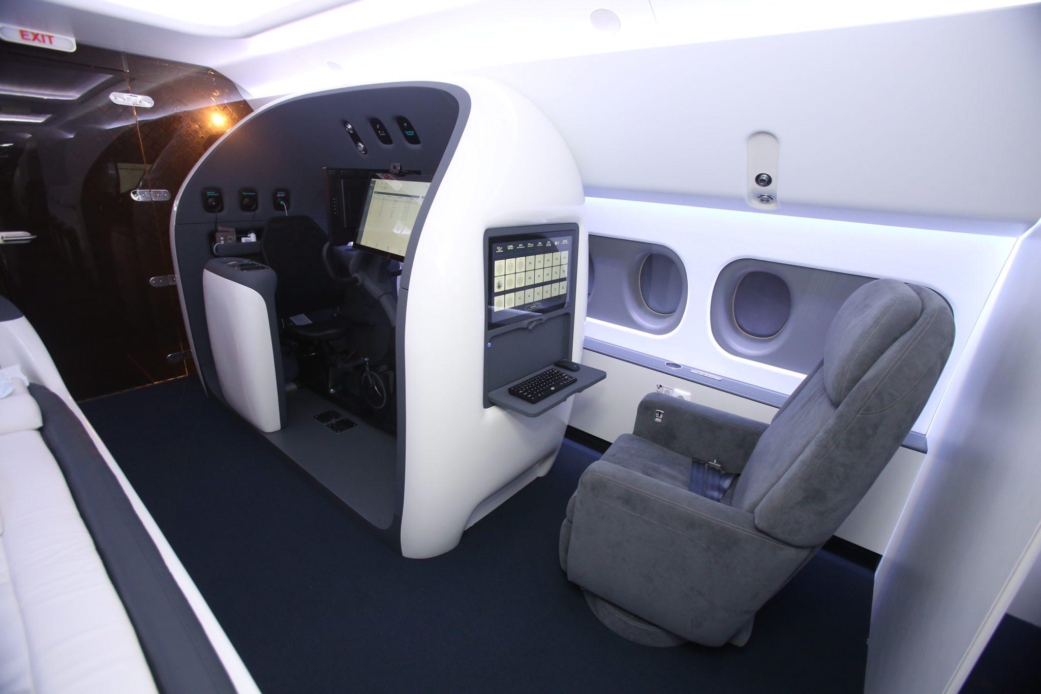 AeroScan chamber