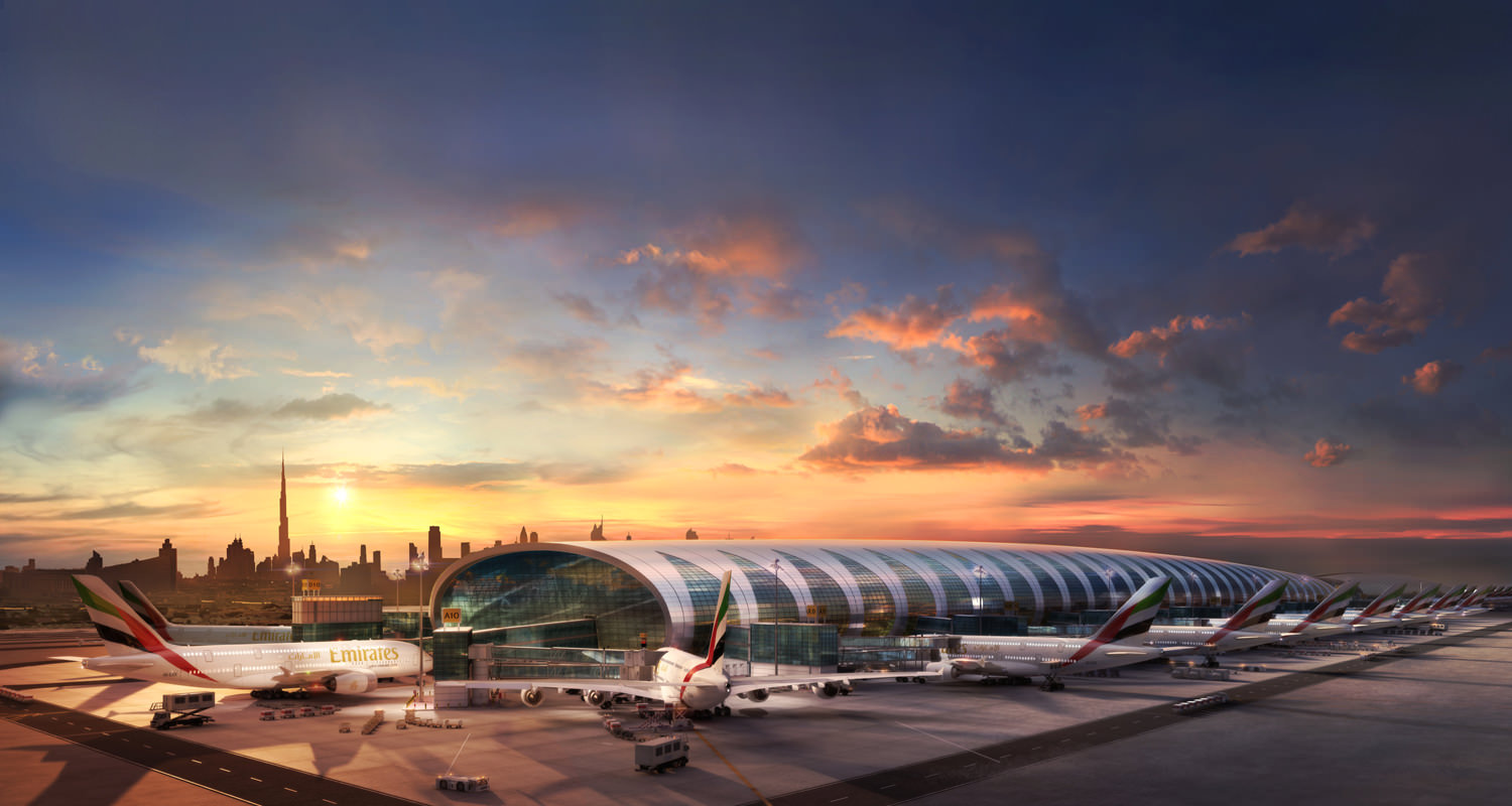 Dubai flights aren't about the destination they're about the network over DXB. Image: Emirates