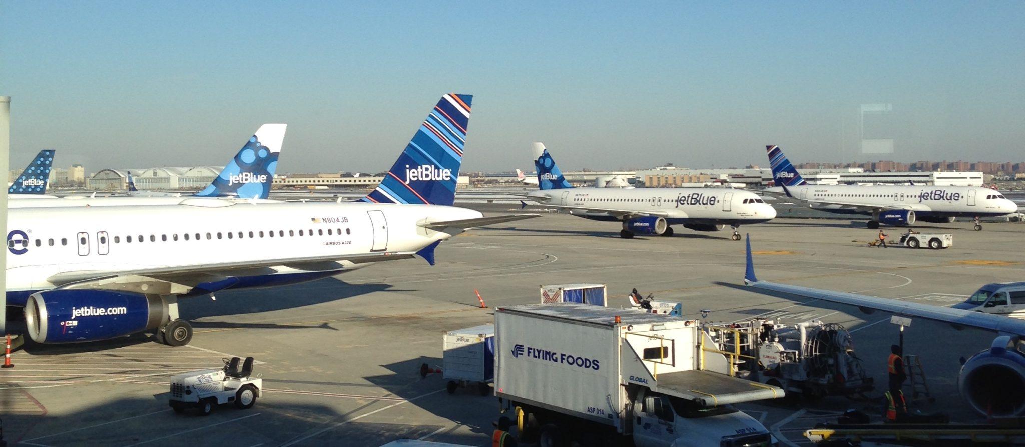 jetBlue network of Caribbean flights will supplement the existing B6 EK connections over JFK. Image: John Walton