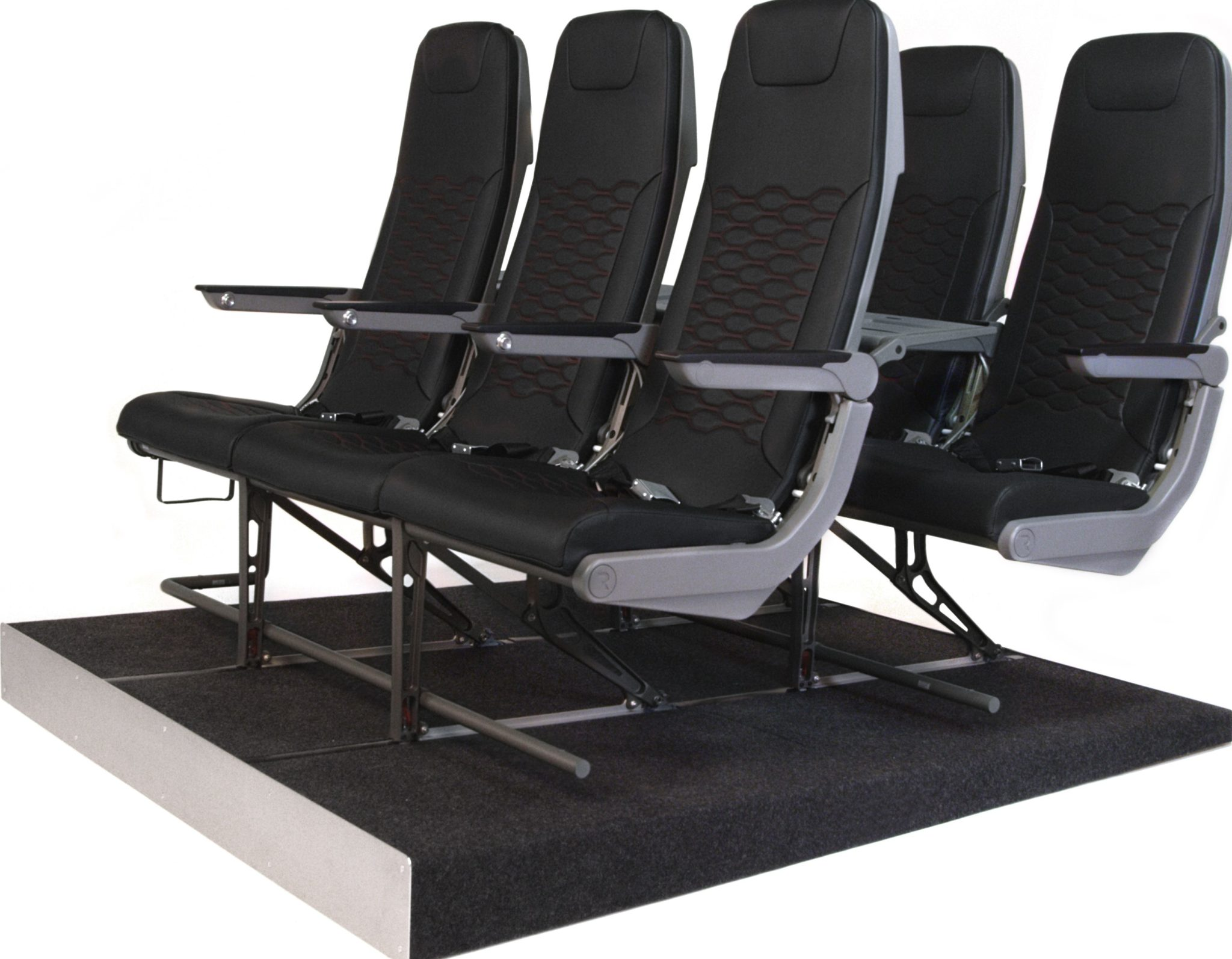 Mirus Hawk seating Image: Mirus
