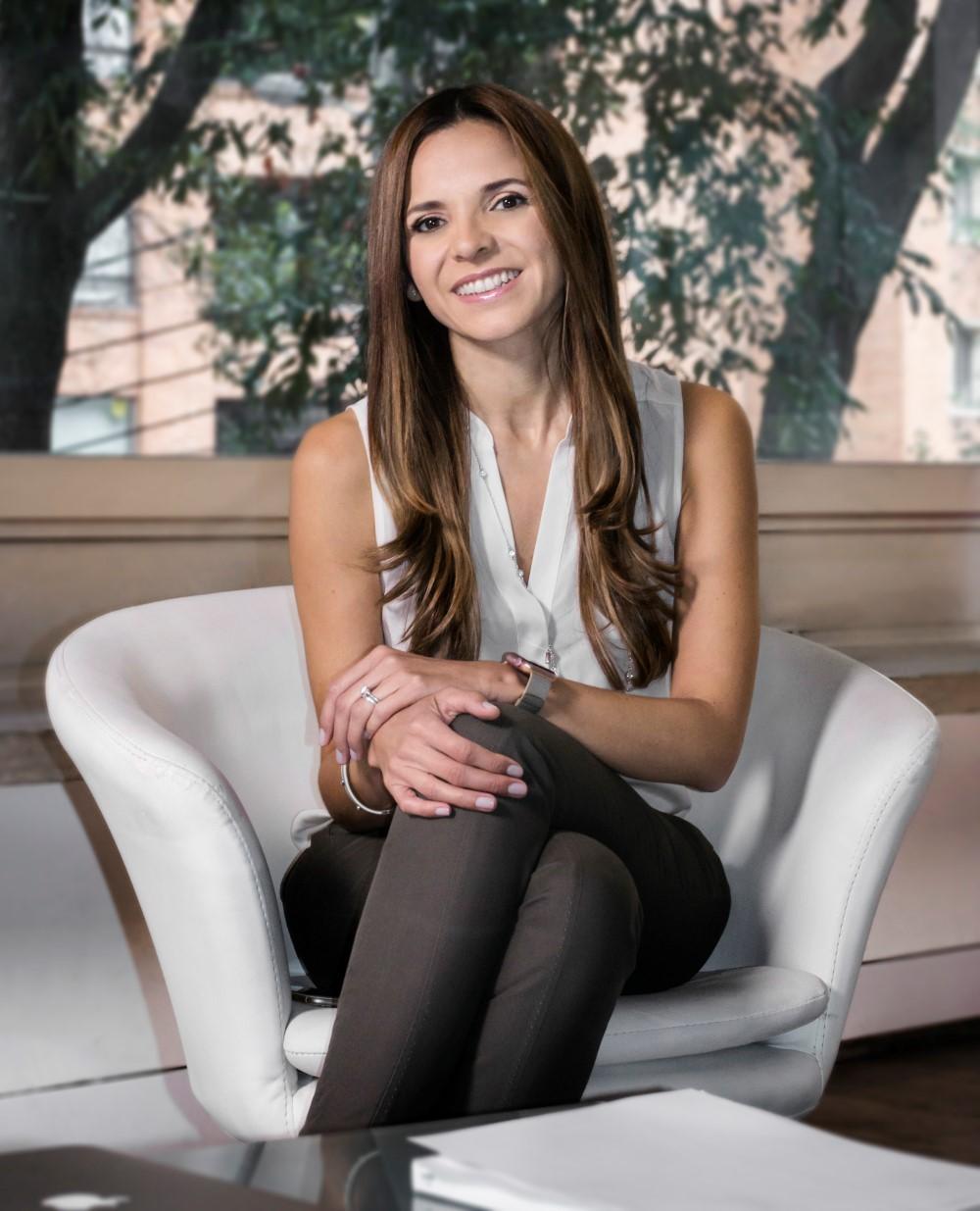 Catalina Bretón is General Leader of Wingo. Image: Wingo