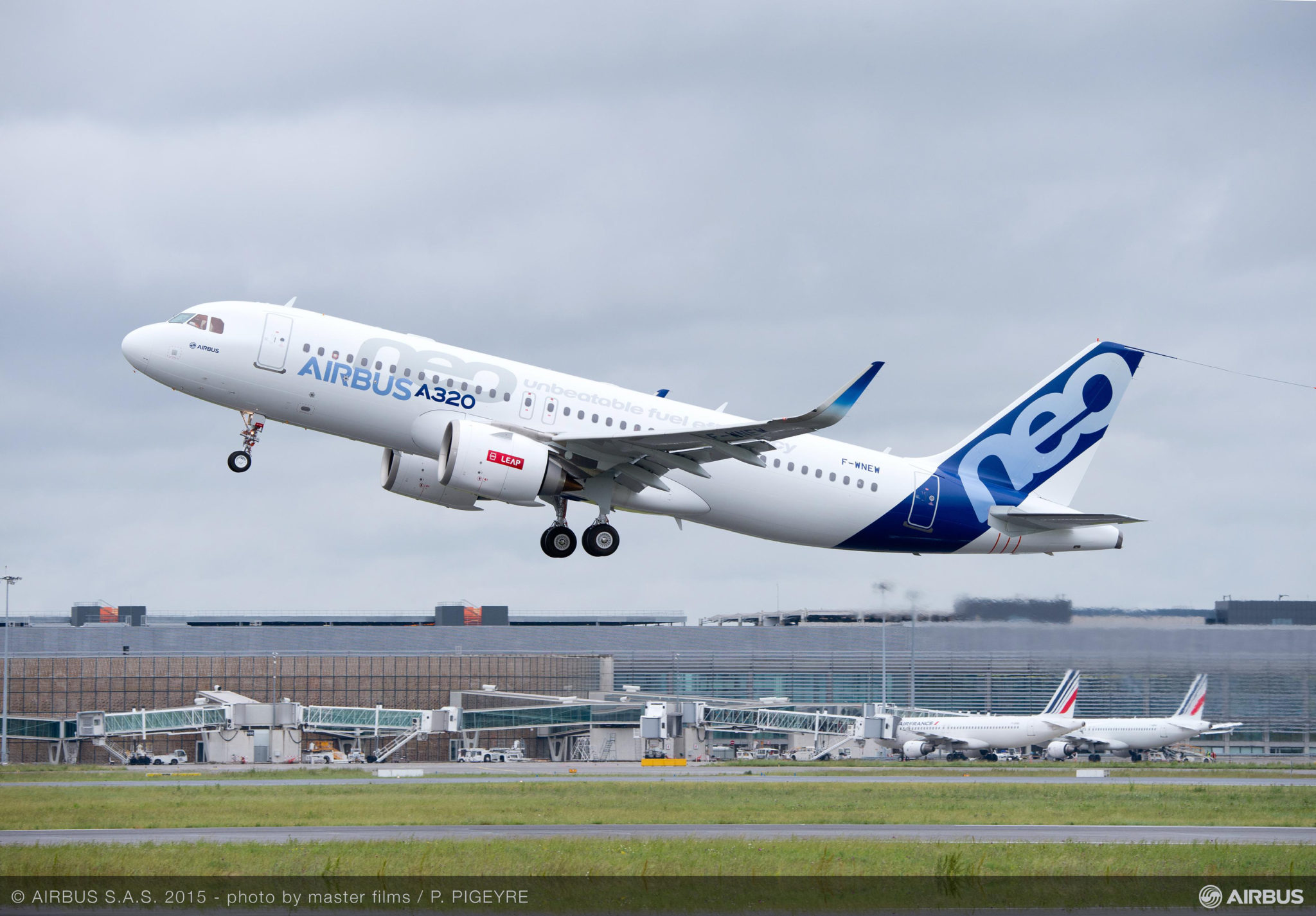 The CFM LEAP-1A made its first flight on an A320neo on an Airbus flight-test aircraft on May 19, 2015. Image:
