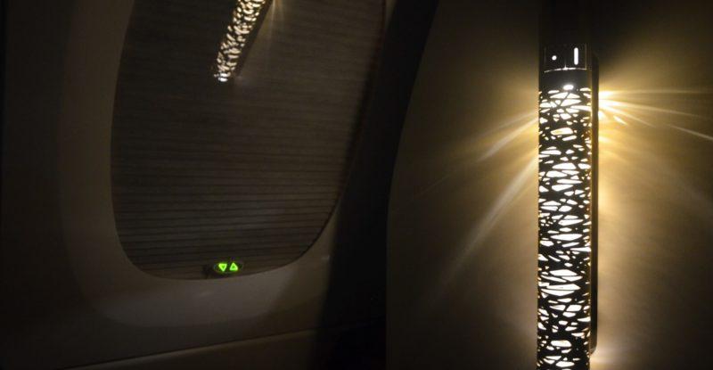 How Etihad Uses Cabin Lighting As Subtle Destination
