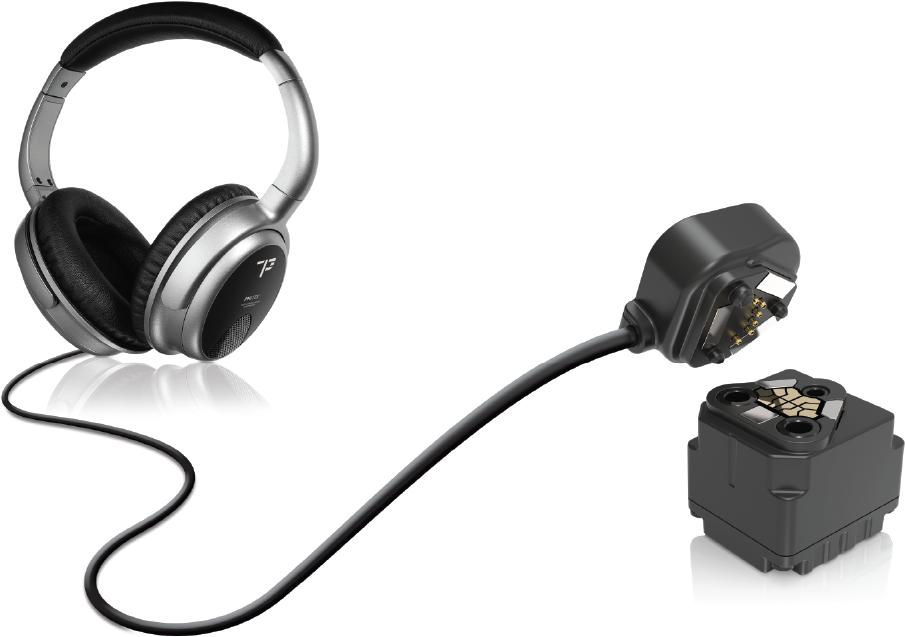PhiTek is known for it's wired headphones including it's magnetic jack. Image: PhiTek