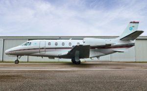 smartsky citation aircraft