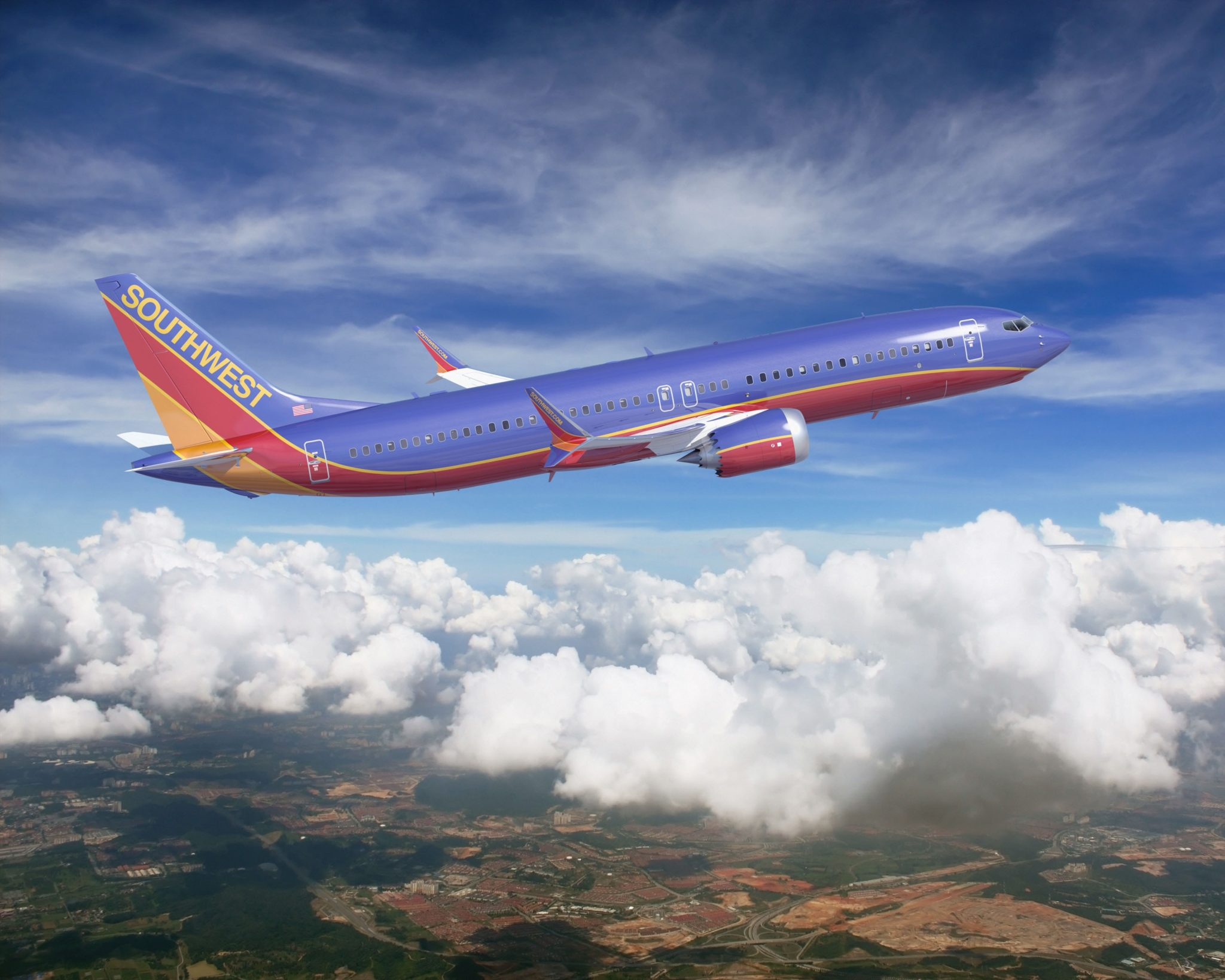 Press release southwest to enhance inflight wifi for Southwest airlines free wifi