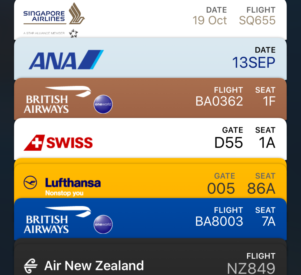 Why Mobile Boarding Passes Are Ripe For A Paxex Friendly Redesign