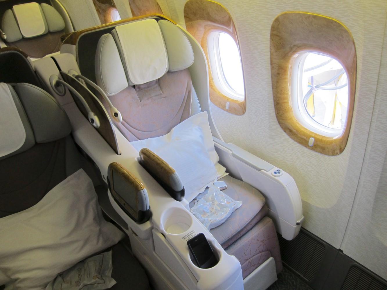 What Form Will Emirates Premium Economy Cabin Take