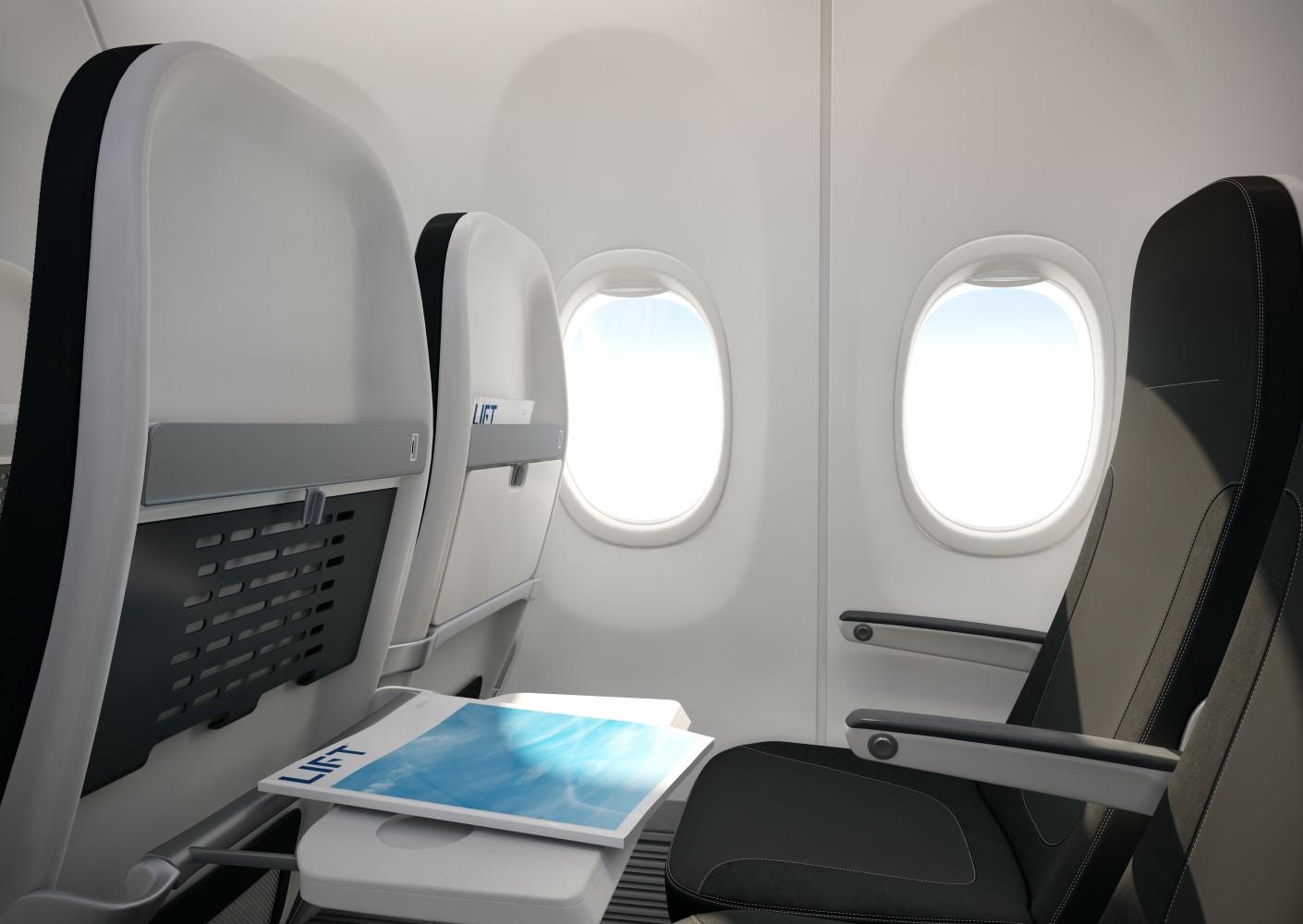 Comfort dummies with sensors help LIFT update 737 SFE seats ...