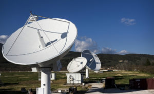 EAN Satellite Access Station Testing
