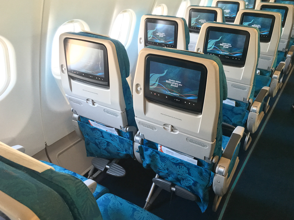 Why Srilankan Has The Best Economy Class You Probably