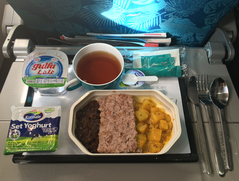 Why SriLankan has the best economy class you (probably) aren\'t ...