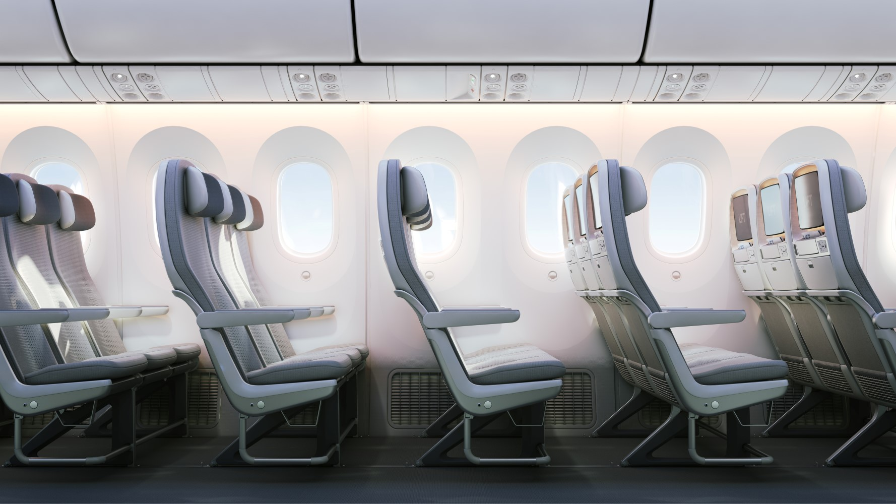 LIFT by EnCore shows off revised 737, stunning 787 seats - Runway ...