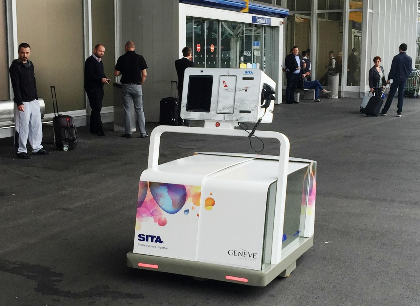 Press Release: SITA works to transform baggage management