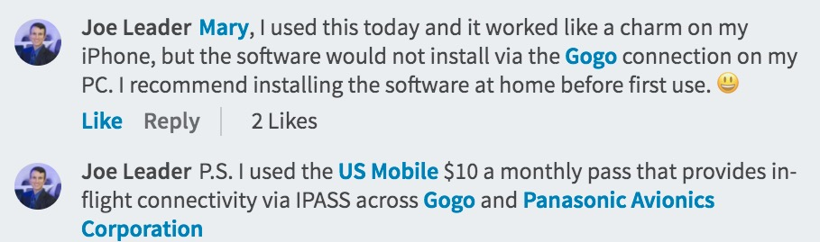 Gogo unlimited pass customers are grandfathered in, for now