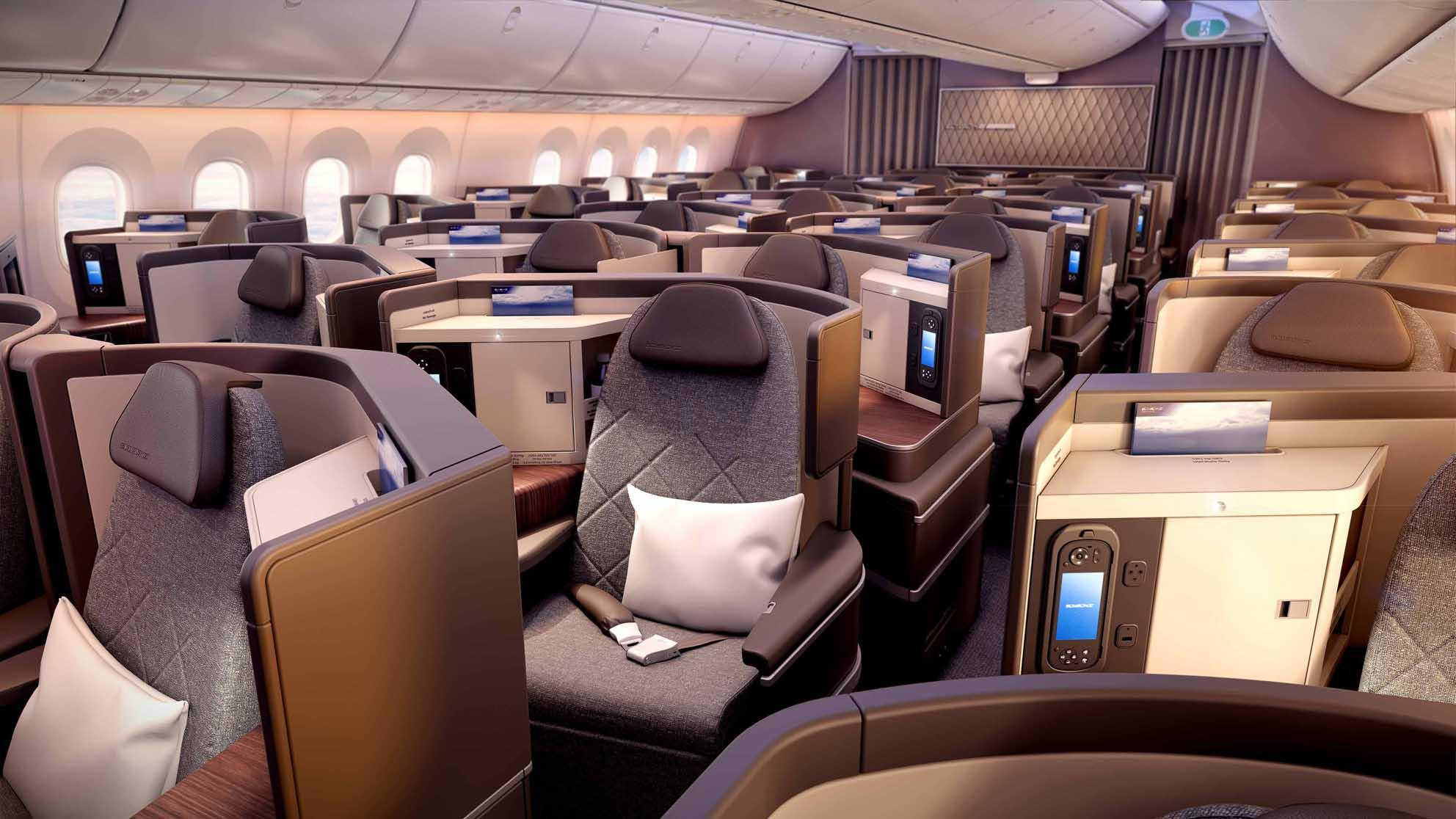 Recaro seeks to drive efficiencies with IoT of aircraft seats - Runway Girl