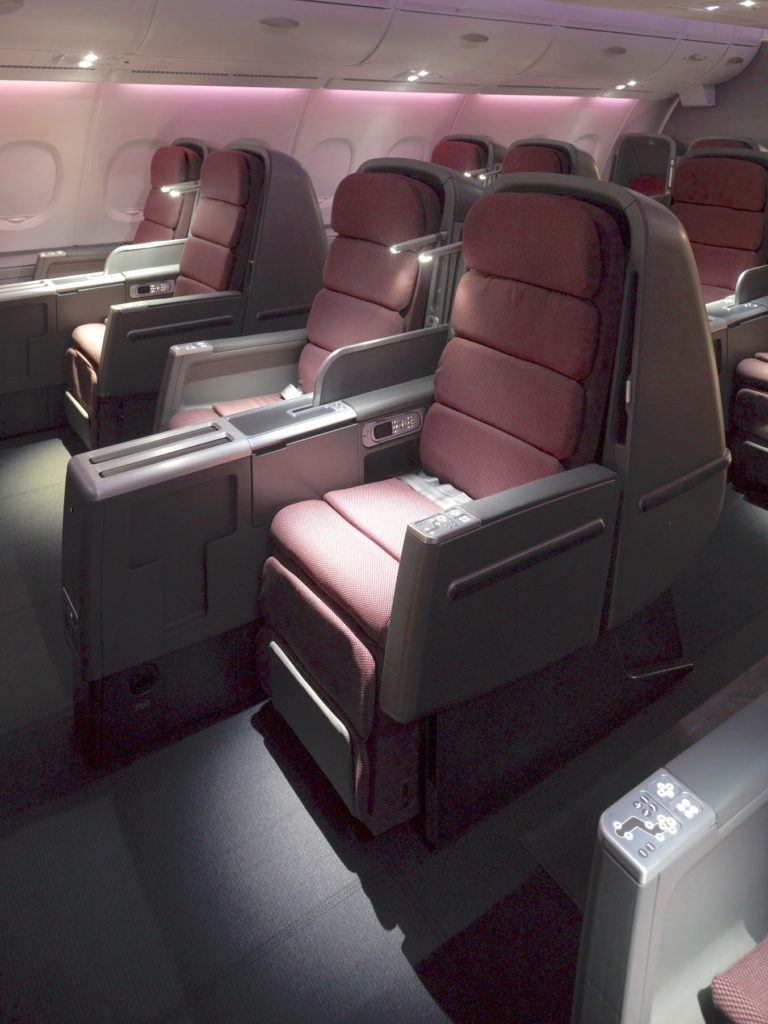 how airbus is accommodating qantas a380 refit runway
