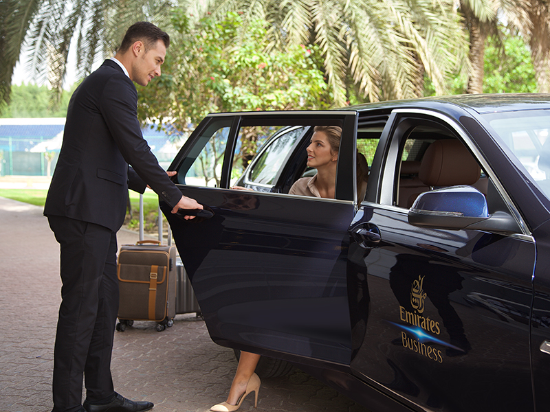 """A long goodbye to the """"Chauffeur-Drive"""" premium airline amenity"""