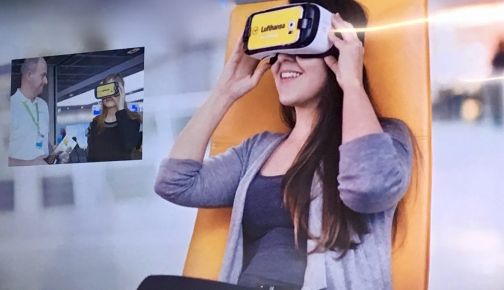 How VR convinced Lufthansa passengers to upgrade their seats - Runway Girl