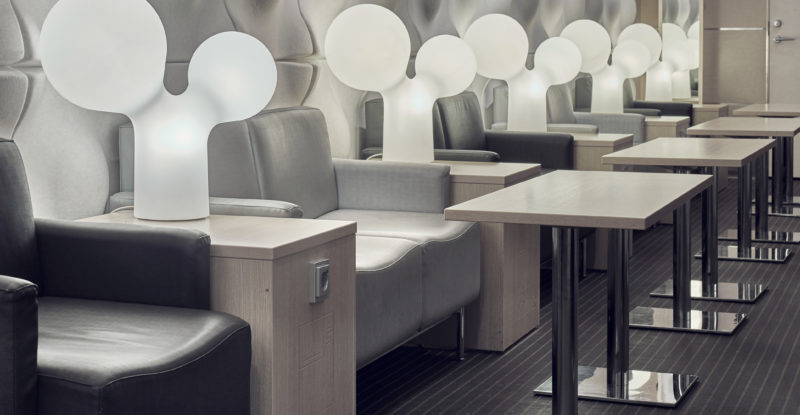 Groovy How Airlines Can Design Multifunctional Lounge Seating To Ocoug Best Dining Table And Chair Ideas Images Ocougorg
