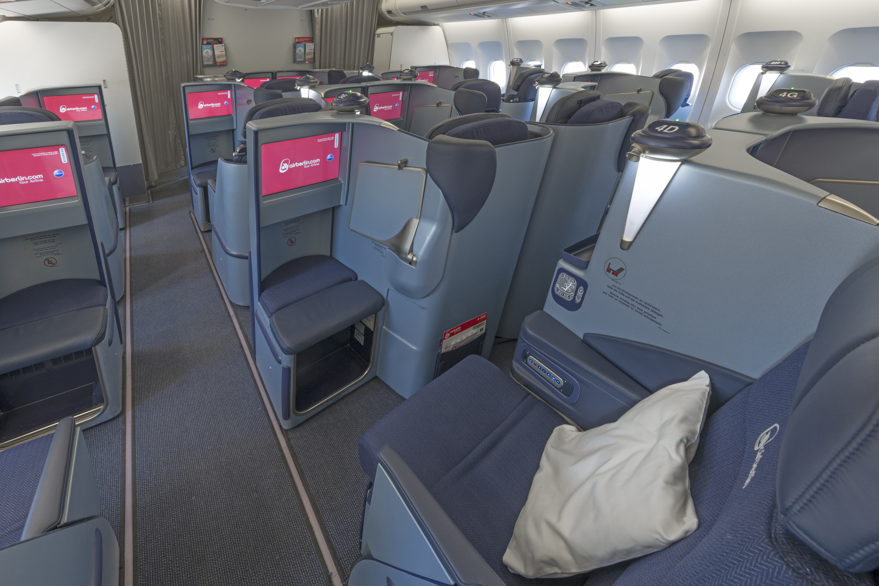 Virgin Atlantic's ex-Airberlin A330s make double bed dream