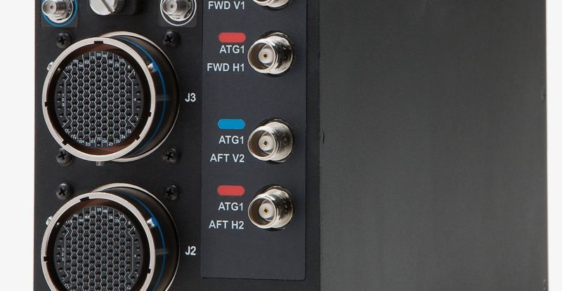 A photo of the Gogo Avance L3 hardware
