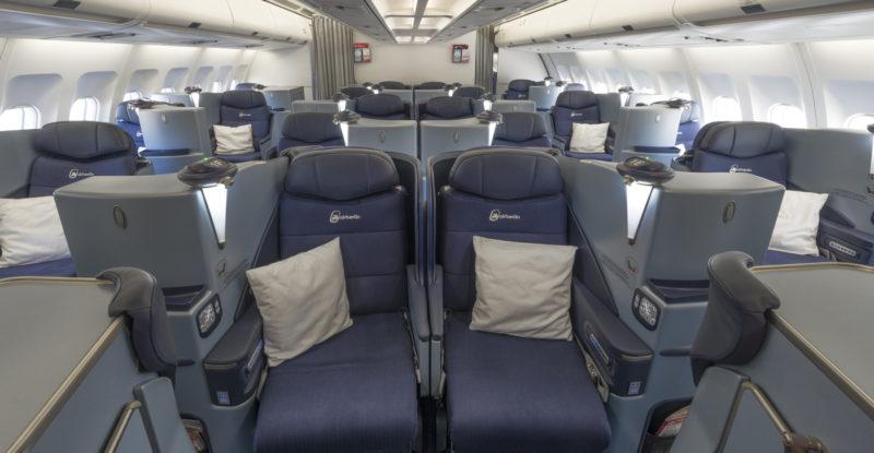 Virgin Atlantic's ex-Airberlin A330s make double bed dream