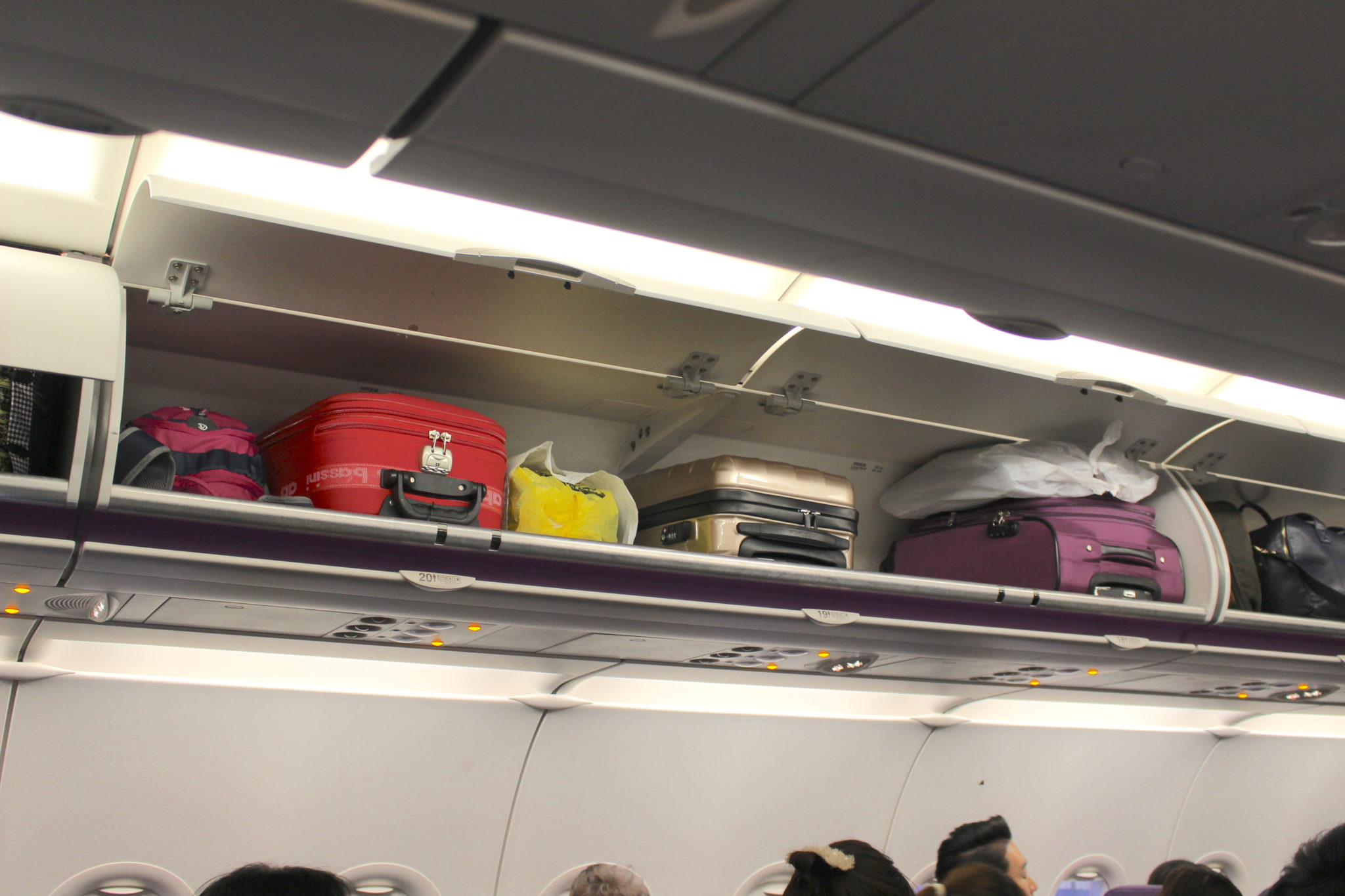 Lufthansa Ryanair Try Carrot And Stick Cabin Bag Approaches Runway Girlrunway Girl