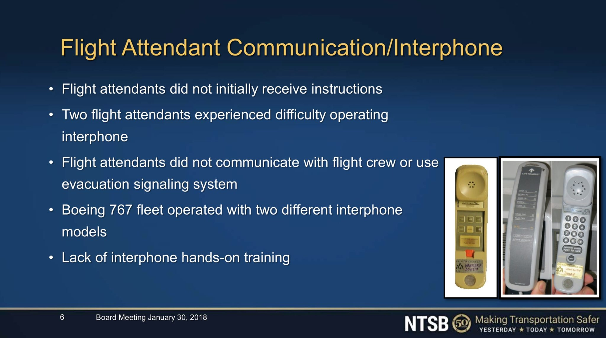 """NTSB highlights FAA failures in """"too close for comfort ..."""