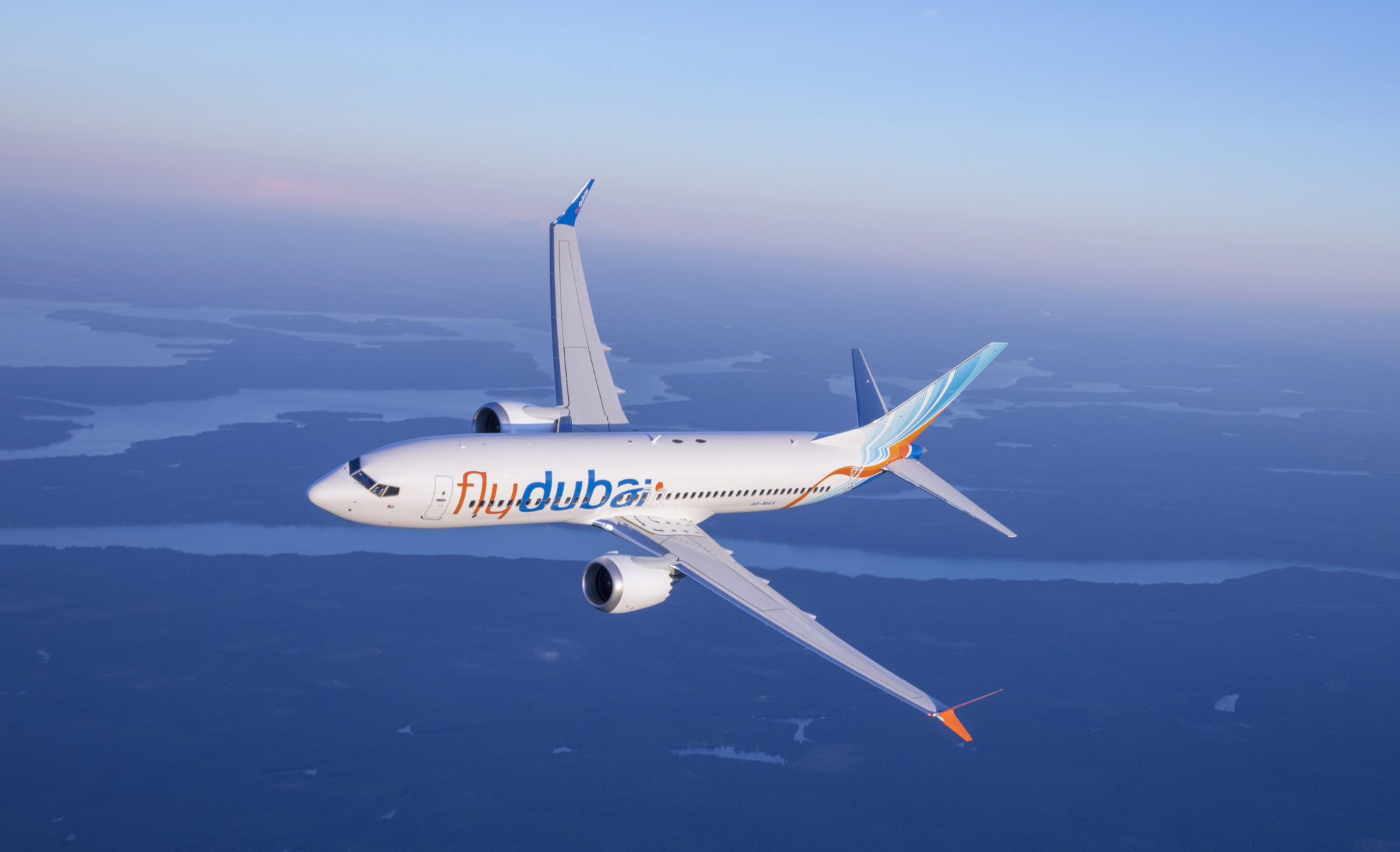 JPA Design leads the way in narrowbody #PaxEx with flydubai MAX 8