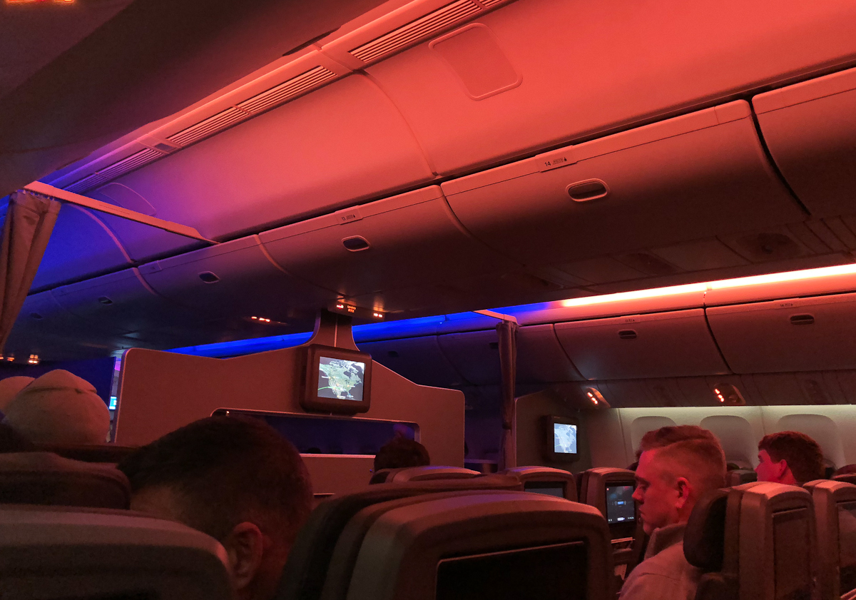 What to expect in American Airlines Premium Economy to