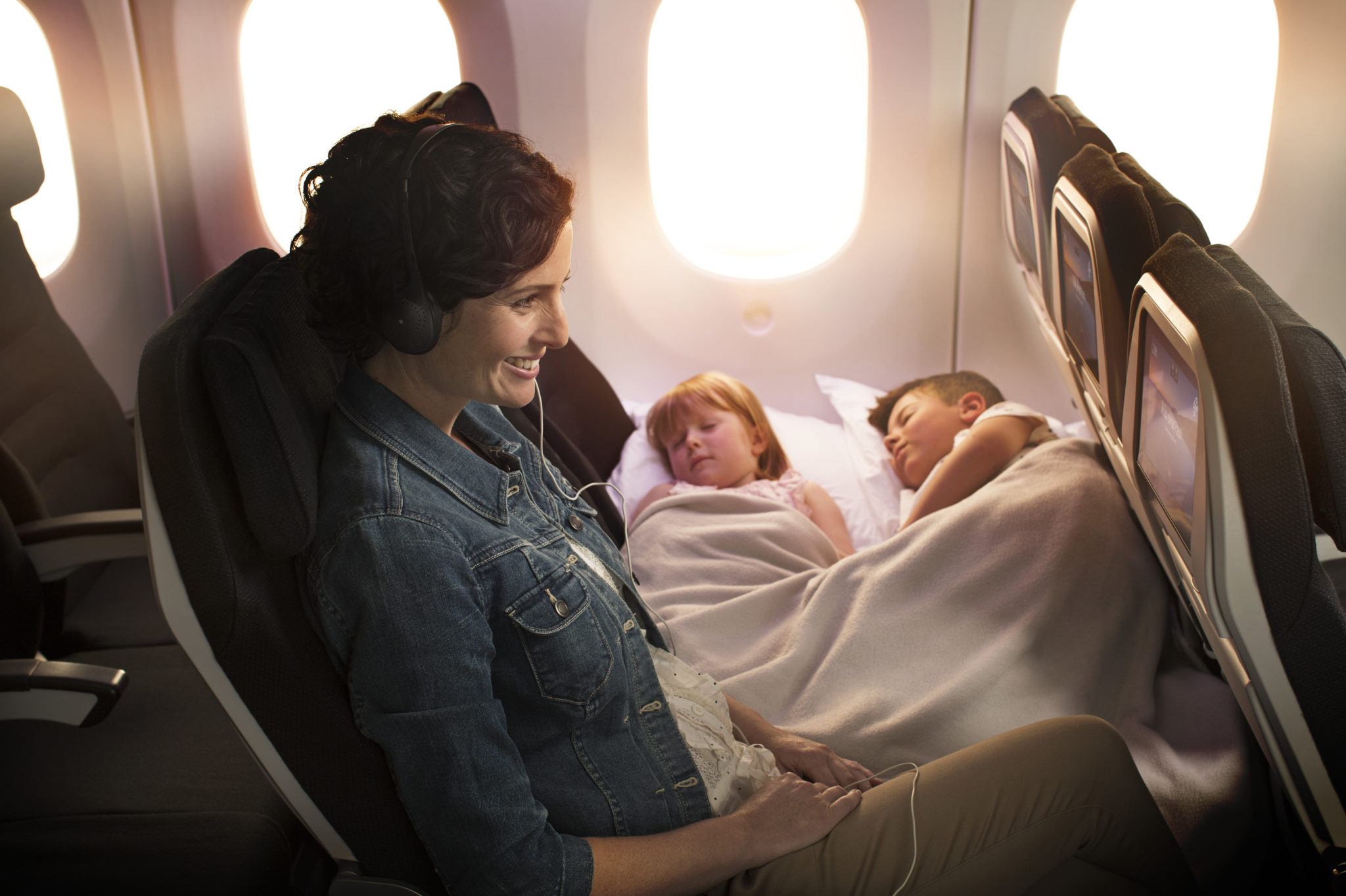 Air Nz Explains New Comfort And Safety Options For Infants And Children Runway Girlrunway Girl