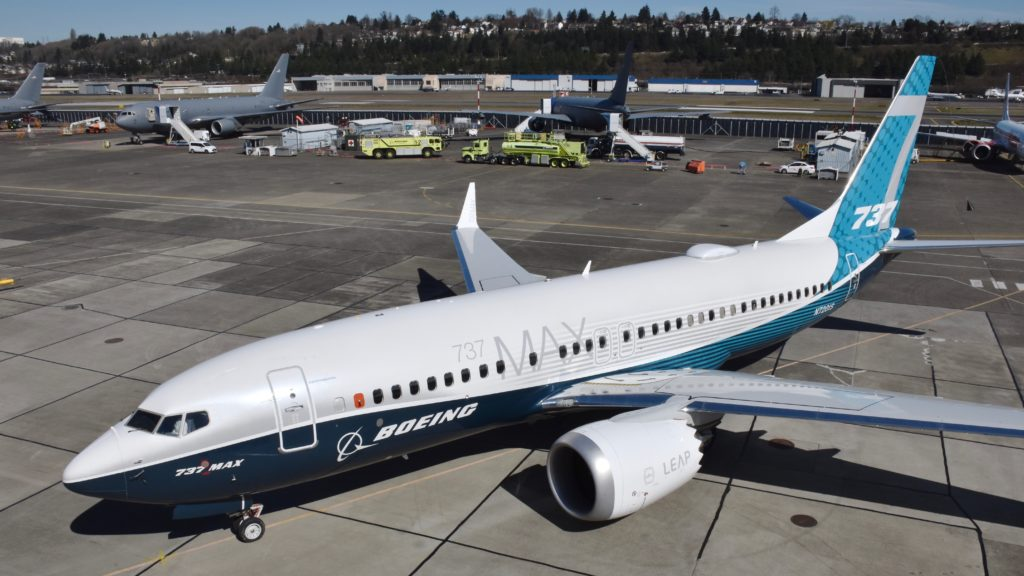 Small but mighty, Boeing's mini-MAX makes maiden flight - Runway