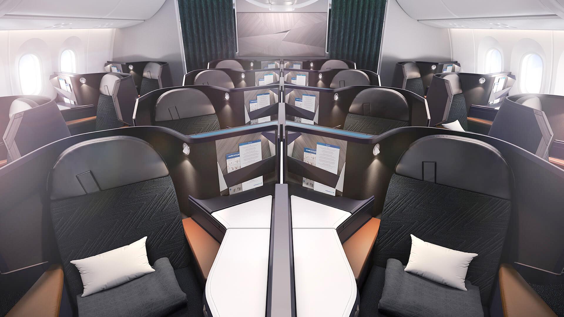 Westjet 787 Raises Bar For Longhaul Low Cost And Full