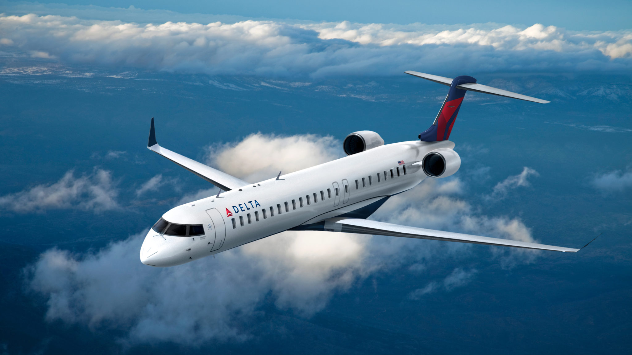 Delta Bombardier Quickly Push The Boundaries Of Regional Paxex