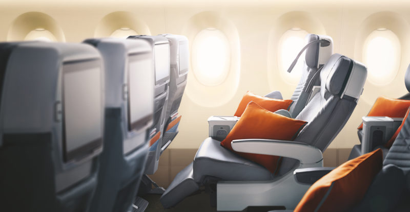 Singapore Airlines shakes up Newark nonstop: new seats, timings ...