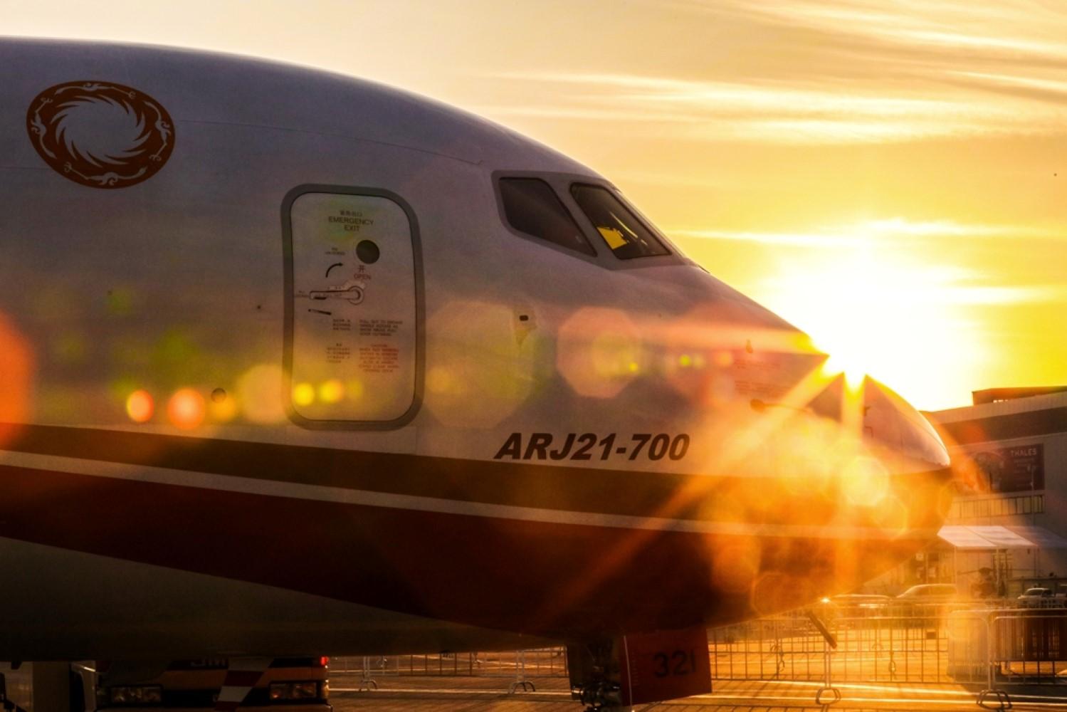 Resultado de imagen para comac ARJ21 assembly