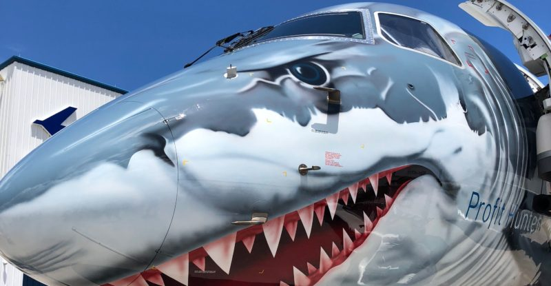 Embraer shows off its E2 Profit Hunter stateside, touts