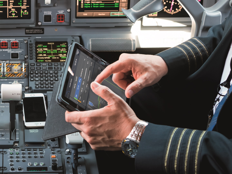 Press Release Pace App To Provide Flight Optimisation Using Sb S