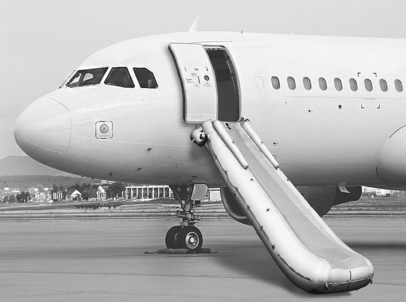 New evacuation slide enables LHT and EAM to add six seats to