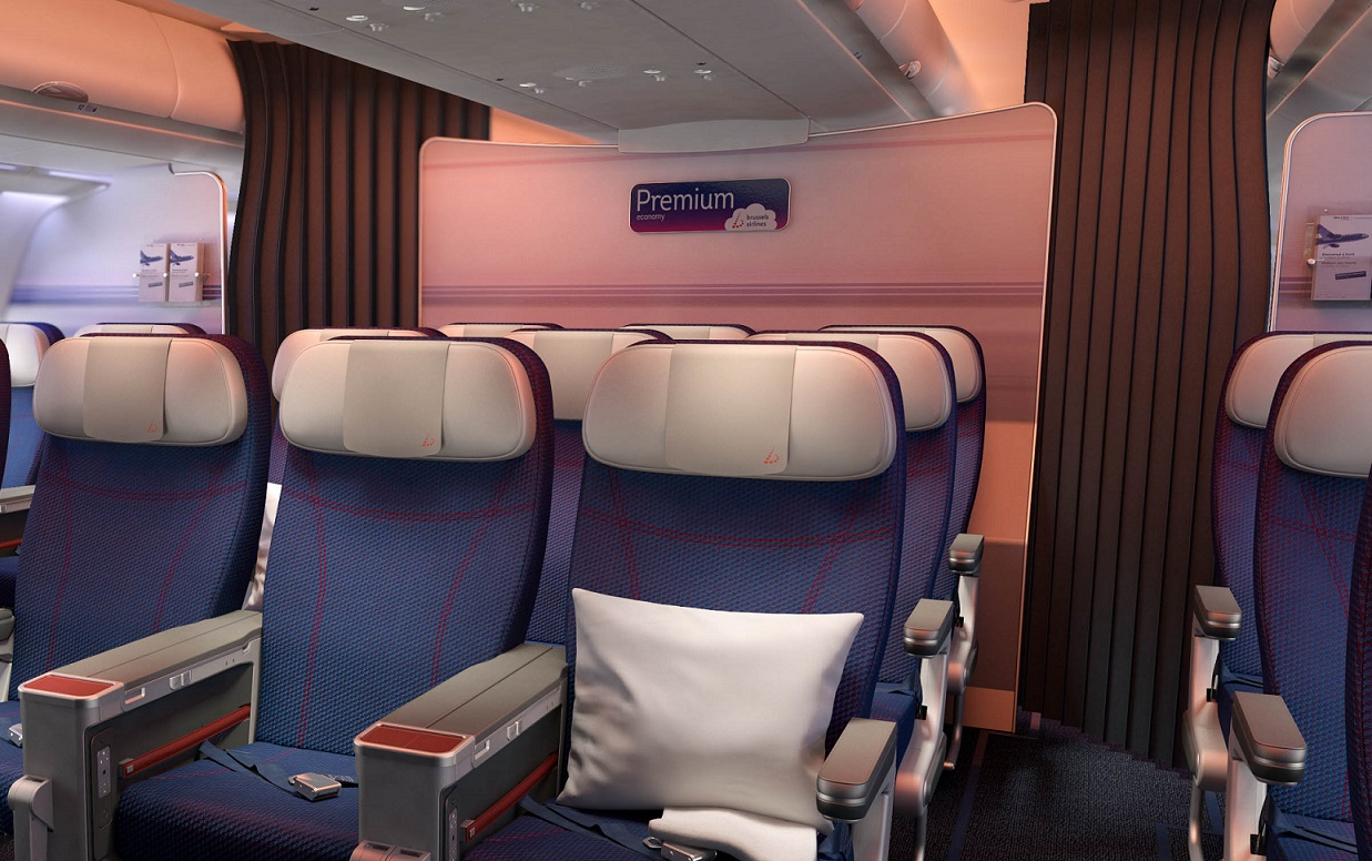 Press Release: Brussels Airlines taps ABC for cabin branding
