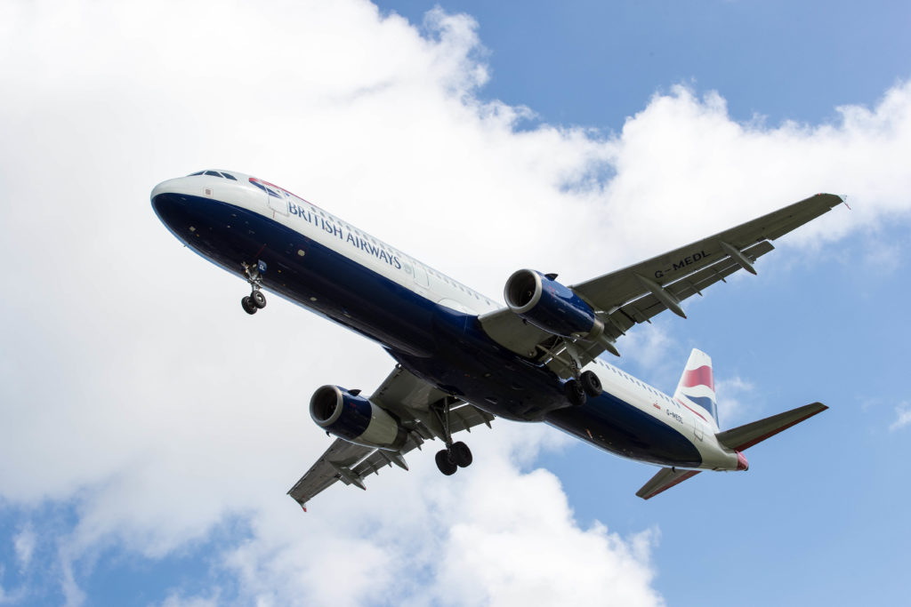 British Airways quietly launches European Aviation Network service - Runway Girl