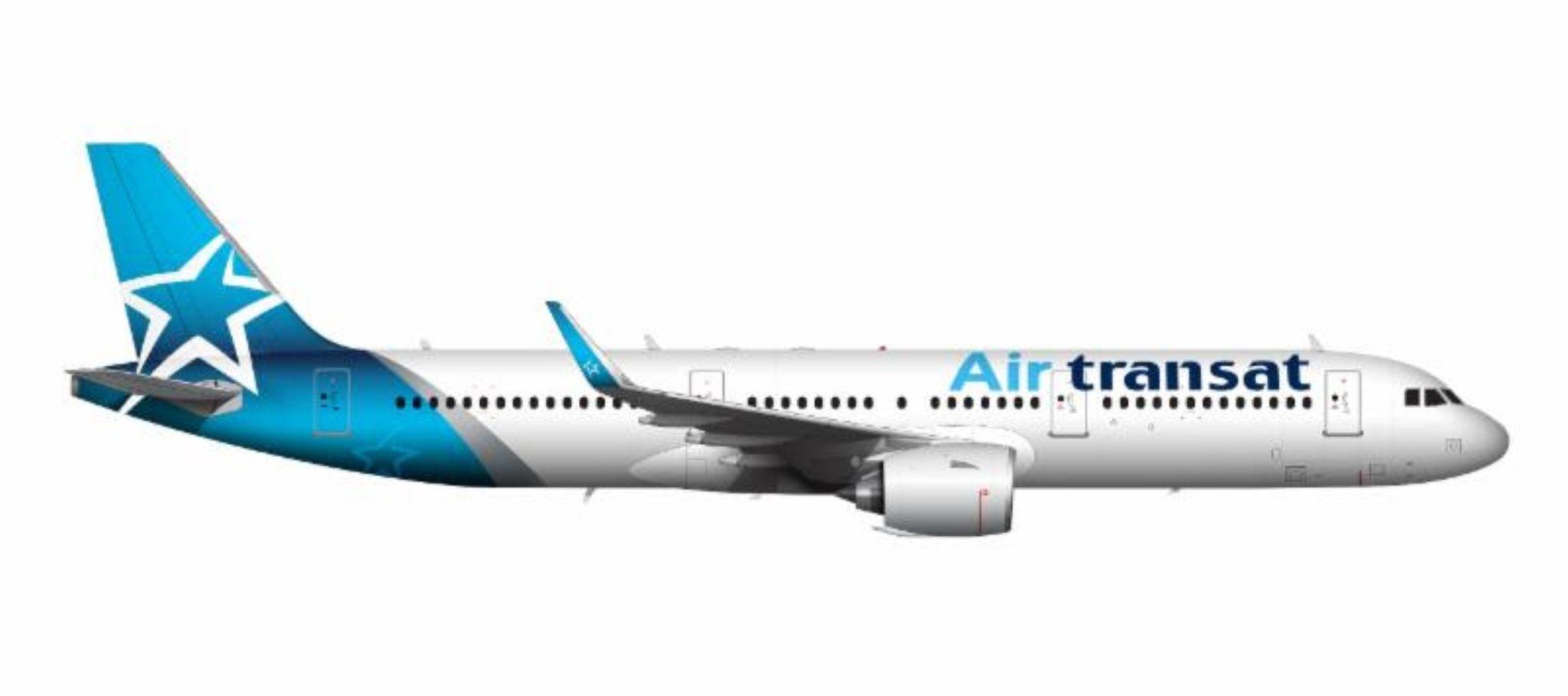 Press Release Bluebox Wow Flexes On Air Transat Runway Girlrunway