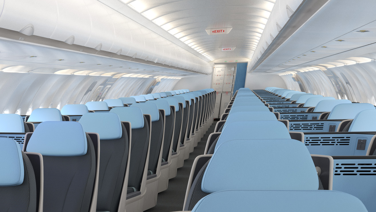 Airbus looks for new approaches to premium seat availability