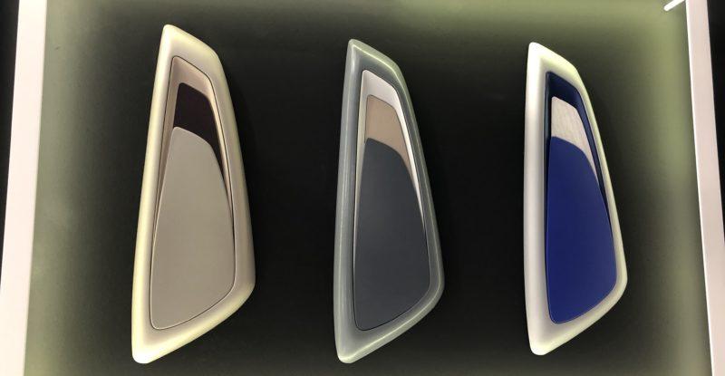 Boltaron Side Panels display