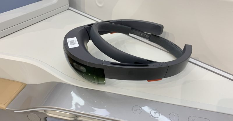 Jamco uses Mixed Reality tech to help on-the-fly seat fixes