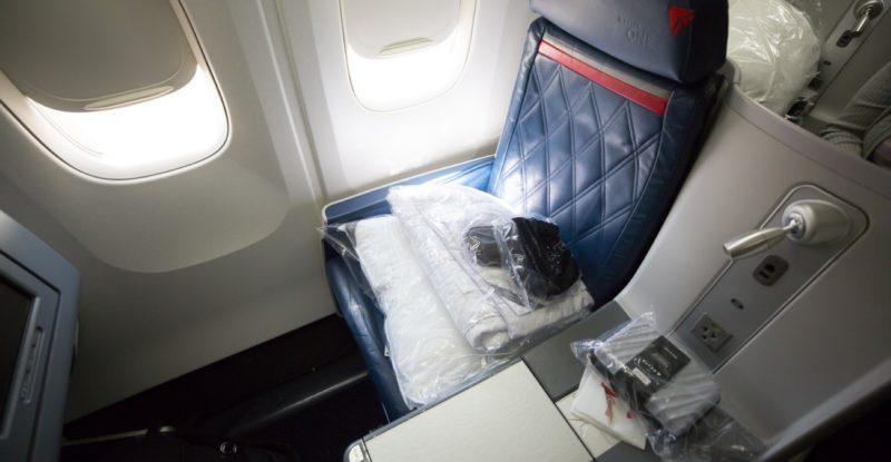 Surprising In Praise Of An Aging Lie Flat And Stellar Crew On Delta 767 Machost Co Dining Chair Design Ideas Machostcouk