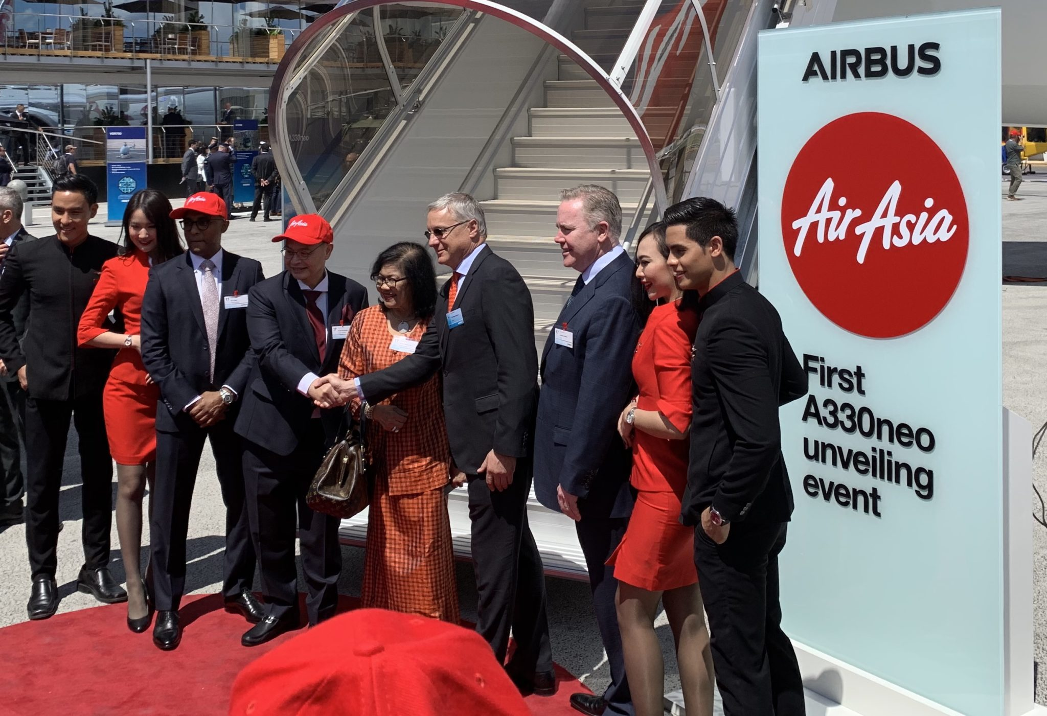 AirAsia X opens up on Hawk-less pair of A330neos, flags