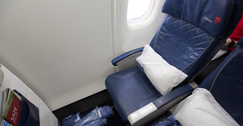 Comfort+ experience falls frustratingly short on Delta 767 from Seoul -  Runway GirlRunway Girl