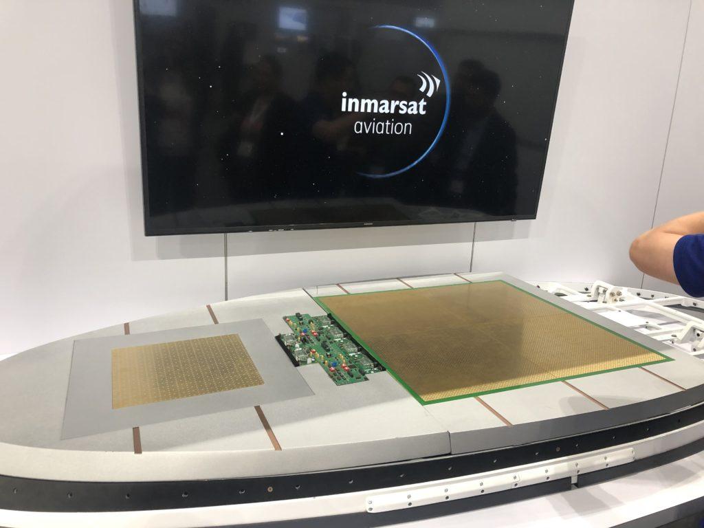 Safran Antenna nextgen Inmarsat GX